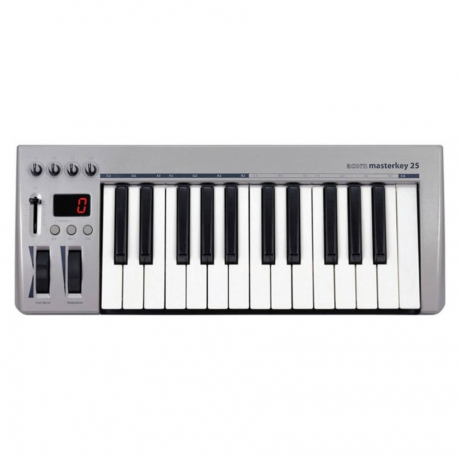 Acorn Instruments Masterkey 25 USB Midi Klavye<br>Fotoğraf: 1/1