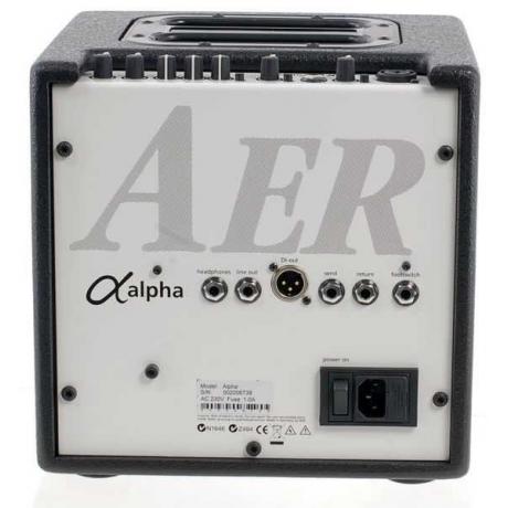 AER Alpha Akustik Enstrüman Amfisi<br>Fotoğraf: 2/3