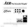 AER Alpha Plus Akustik Enstrüman Amfisi<br>Fotoğraf: 3/3