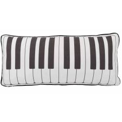 Agifty Keyboard Baskılı Yastık (66 x 30 Cm)