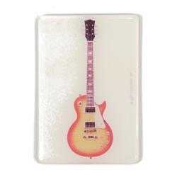 Agifty Sunburst Elektro Gitar Magnet (8 x 5.5 Cm)