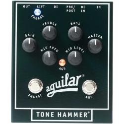 Aguilar Tone Hammer Bas Preamp Direct Box Pedalı