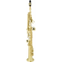 Antigua SS4290LQ-CH Sib Soprano Saksafon