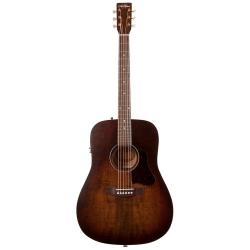 Art & Lutherie Americana Akustik Gitar (Bourbon Burst)