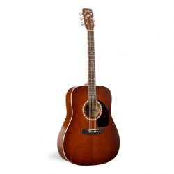 Art & Lutherie Sedir Akustik Gitar  (Antique Burst)