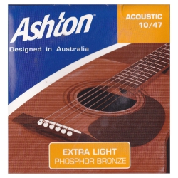 Ashton AS10/47 Akustik Gitar Teli (10-47)
