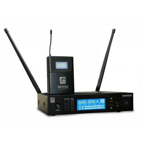 ASHTON AWM250BP Telsiz Mikrofon<br>Fotoğraf: 1/1