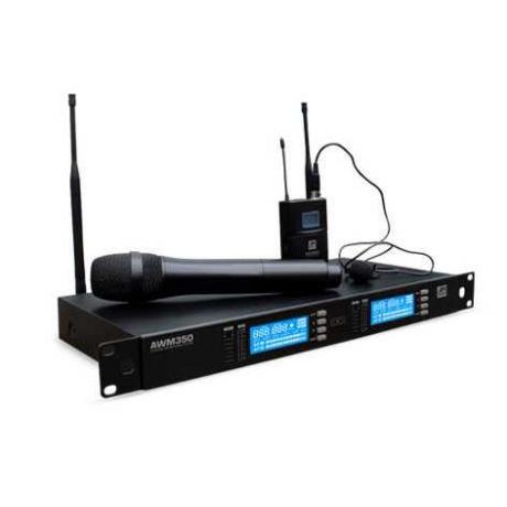 Ashton AWM350BP Wireless BODY PK Telsiz Mikrofon<br>Fotoğraf: 1/1