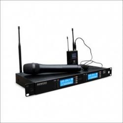 ASHTON AWM350HT Wireless Mic. System Telsiz Mikrofon