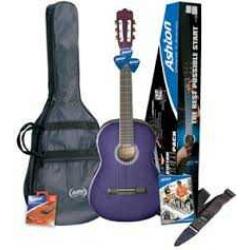 Ashton CG44TP Klasik Gitar Paketi