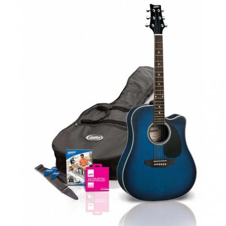 Ashton SPD25CEQ Elektro Akustik Gitar Paketi<br>Fotoğraf: 1/1