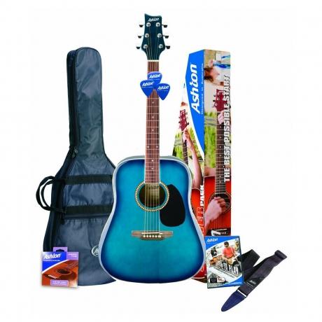 Ashton SPD25TBB Akustik Gitar Paketi<br>Fotoğraf: 1/1