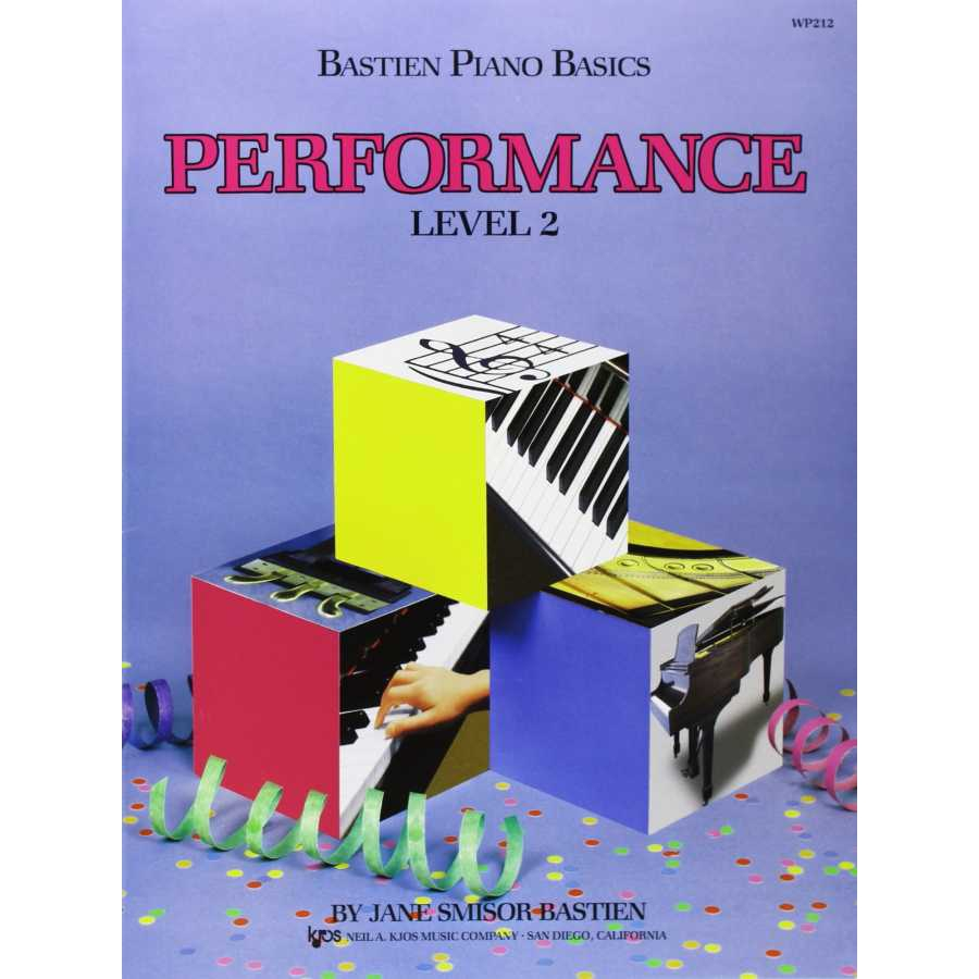 Bastien piano basics