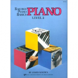 Bastien Piano Basics Level2 Piyano Eğitim Seti