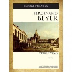 Beyer Op.101 Piyano Metodu