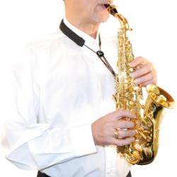 BG Alto/Tenor/Soprano Nylon Strap Saksafon Askısı