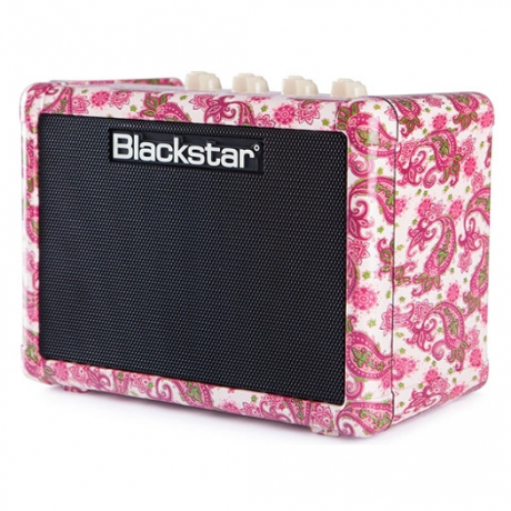 Blackstar Fly 3 Mini Kombo Amfi (Pink Paisley)<br>Fotoğraf: 2/3