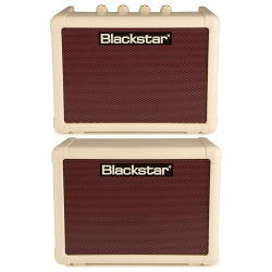 Blackstar Fly 3 Vintage Stereo Mini Amfi Seti (Cream)