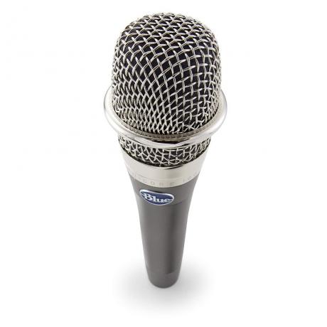 BlueEncore 100 Dinamik Vokal Mikrofonu<br>Fotoğraf: 2/2