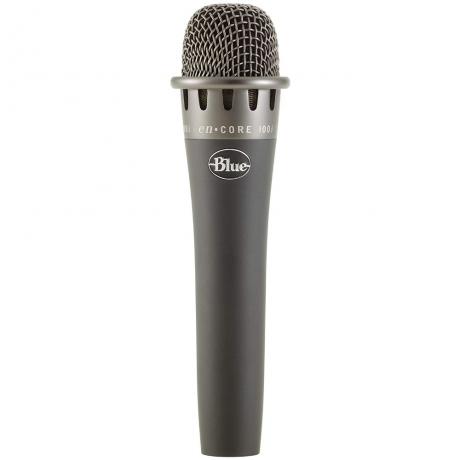 BlueEncore 100i Dinamik Enstrüman Mikrofonu (Siyah)<br>Fotoğraf: 1/1