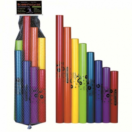 Boomwhackers BWDG C Major Diatonic<br>Fotoğraf: 1/1