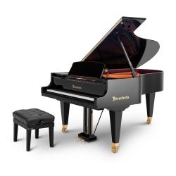 Bösendorfer Model 214 Akustik Kuyruklu Piyano (Parlak Siyah)