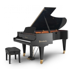 Bösendorfer Model 225 Akustik Kuyruklu Piyano (Parlak Siyah)