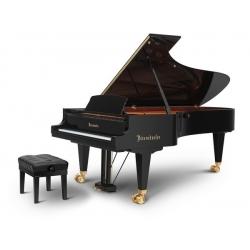 Bösendorfer Model 280 VC Vienna Concert Akustik Kuyruklu Piyano (Parlak Siyah)