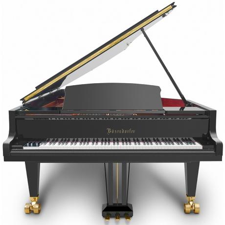 Bösendorfer Model 290 Imperial Akustik Kuyruklu Piyano (Parlak Piyano)<br>Fotoğraf: 2/2
