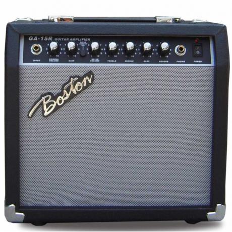 Boston GA15R Kombo Elektro Gitar Amfisi<br>Fotoğraf: 1/1