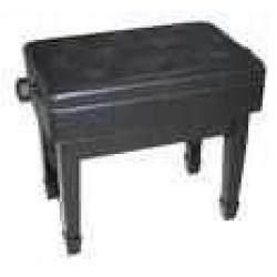 Brahner BH402 BL Ayarlı Sandıklı Piyano Taburesi (Siyah)