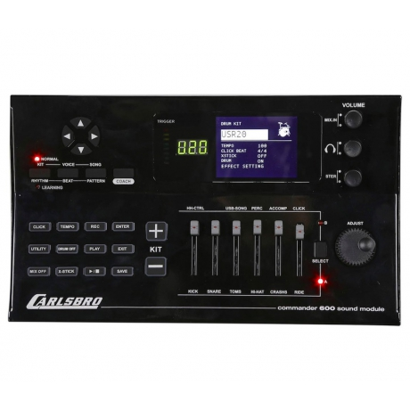 Carlsbro CSD600  Mesh Elektro Davul Seti (CSS1+ DCN2)<br>Fotoğraf: 6/6