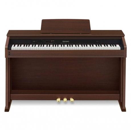 Casio AP-460BN Dijital Piyano (Kahverengi)<br>Fotoğraf: 1/1