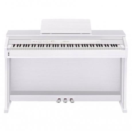 Casio AP-460WE Dijital Piyano (Mat Beyaz)<br>Fotoğraf: 1/2