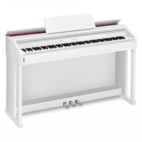Casio AP-460WE Dijital Piyano (Mat Beyaz)<br>Fotoğraf: 2/2
