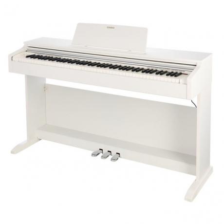 Casio AP-470 Dijital Piyano (Mat Beyaz)<br>Fotoğraf: 2/2