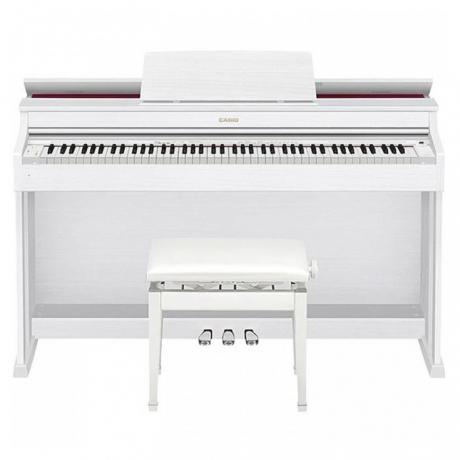 Casio AP-470 Dijital Piyano (Mat Beyaz)<br>Fotoğraf: 1/2
