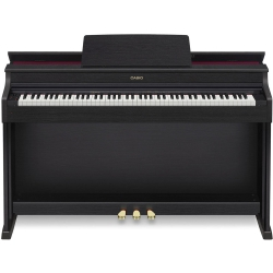 Casio AP-470 Dijital Piyano (Mat Siyah)