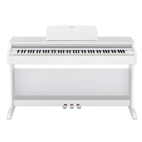 Casio AP270WE Celviano Dijital Piyano (Beyaz)<br>Fotoğraf: 1/1