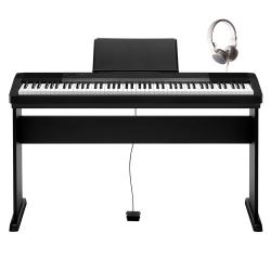 Casio CDP-130B Dijital Piyano Seti (Kulaklık Hediyeli)