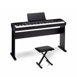 Casio CDP-135BK Dijital Piyano Seti (Tabure Hediye)