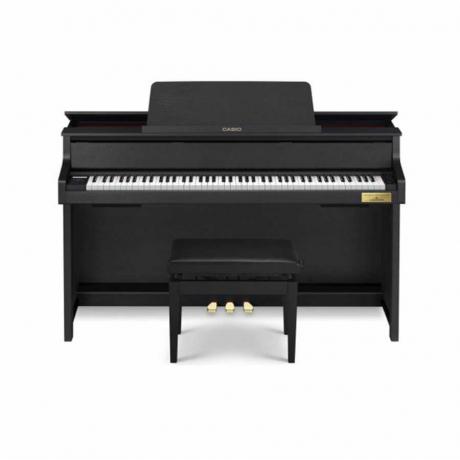 Casio Celviano Grand Hybrid GP-300BK Dijital Piyano (Mat Siyah)<br>Fotoğraf: 1/3