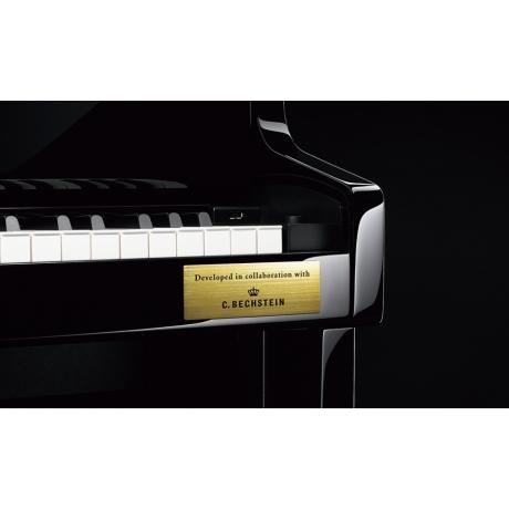 Casio Celviano Grand Hybrid GP-500BP Dijital Piyano (Parlak Siyah)<br>Fotoğraf: 2/3