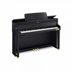 Casio GP-400 CELVIANO Grand Hybrid Dijital Piyano (Parlak Siyah)