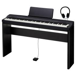 Casio PX-160 Dijital Piyano Seti (CS-67 Stand + Hediye Kulaklık)