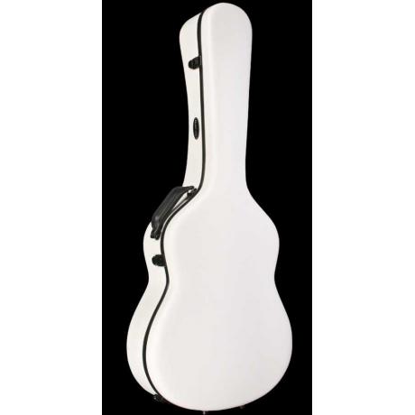 Cordoba 03573 Humicase Metro II White Klasik Gitar Hard Case<br>Fotoğraf: 1/2