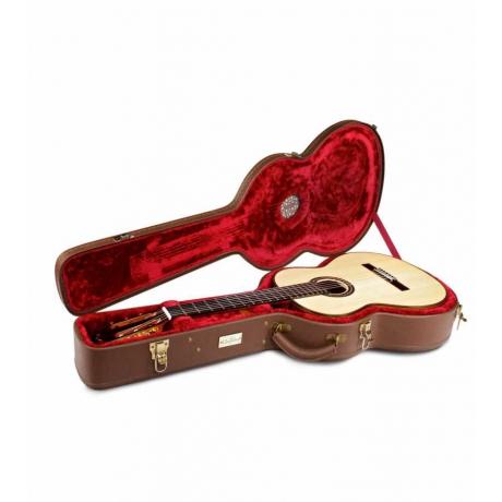 Cordoba 03754 Humicase Protege Ahşap Klasik Gitar Hard Case<br>Fotoğraf: 2/2