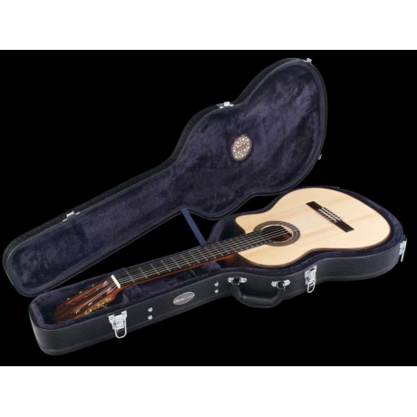 Cordoba 04072 Humicase Protege Klasik Gitar Hard Case<br>Fotoğraf: 2/2