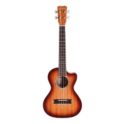 Cordoba 15TM-CE Tenor Ukulele (Edge Burst)