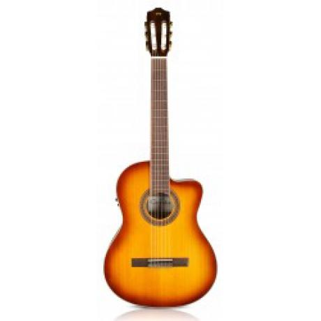 Cordoba C5-CE Sunburst Elektro Klasik Gitar<br>Fotoğraf: 1/1